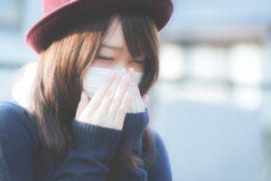 風邪初期症状